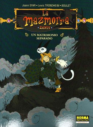 LA MAZMORRA ZÉNIT 5. UN MATRIMONIO SEPARADO (EXTRA COLOR)