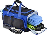 "FocusGear Ultimate Gym Bag: The Crowdsource Designed 20"" Duffel"