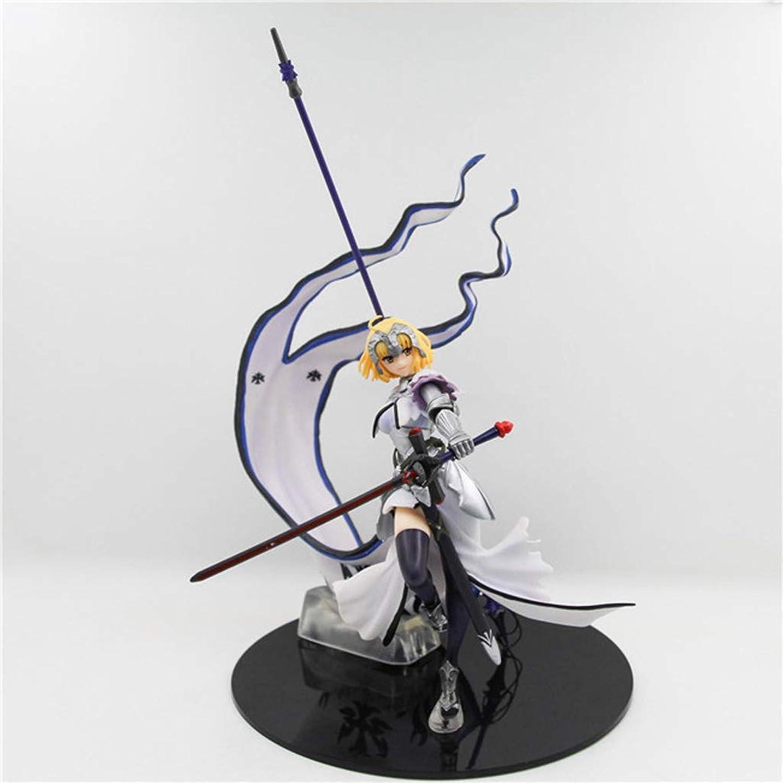 Spielzeug Statue Spielzeug Modell Cartoon Charakter Souvenir Dekoration   17CM SHWSM (Farbe   Wei)
