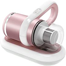 APENCHREN Odkurzacz do roztoczy, filtr HEPA, wydajne odsysanie, różowy