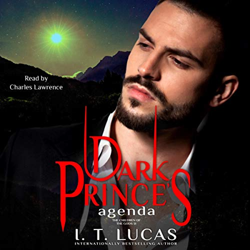 Dark Prince's Agenda Audiobook By I. T. Lucas cover art