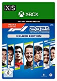 F1 2021 Deluxe Edition | Xbox Download Code