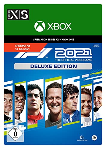 F1 2021 Deluxe Edition   Xbox Download Code