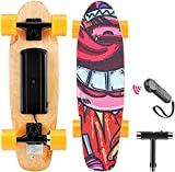 Elektrisches Skateboard Longboard E Komplettboard Elektrisches...