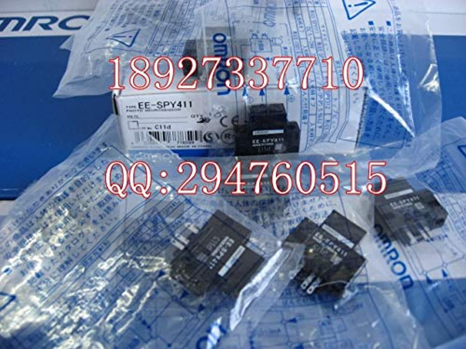 [ZOB] 100% New Original OMRON Omron photoelectric Switch EESPY4112PCS LOT