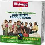 Malongo Café Petits Producteurs 12 doses