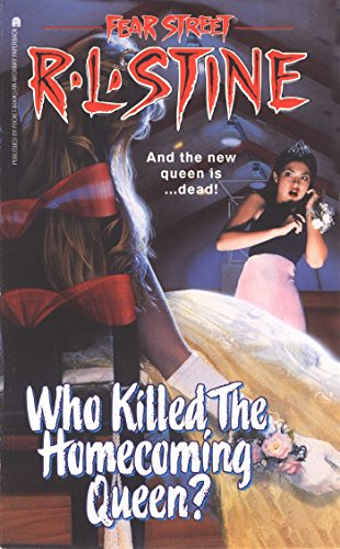Who Killed the Homecoming Queen? (Fear Street Book 48) (English Edition)