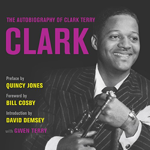 Clark audiobook cover art