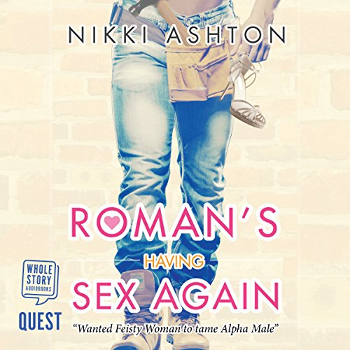 Roman's Having Sex Again audiobook cover art