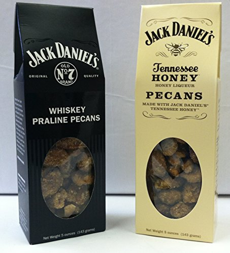 Whiskey & Tennessee Honey Praline Pecans