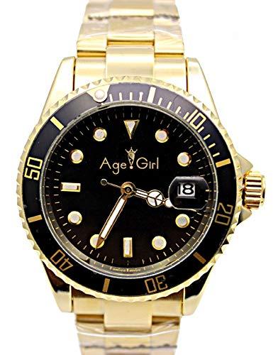 Luxury Mens Orologio Sub-Vento da Uomo Automatico Meccanico da Uomo Acciaio Inossidabile Dive Wristwatch Oro Nero Argento2
