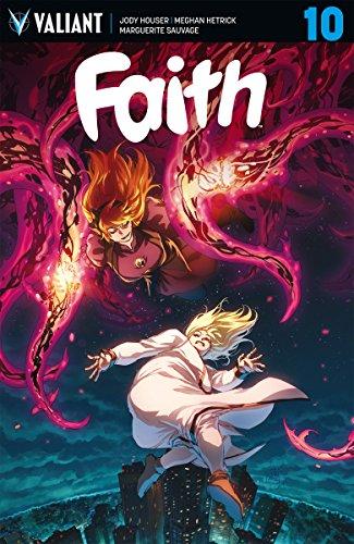 Faith 10: Faith, número 10 (VALIANT - FAITH)