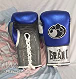 winning Boxing Gloves Customized Leather Boxing Gloves Grant , Cleto Reyes Twins (16)