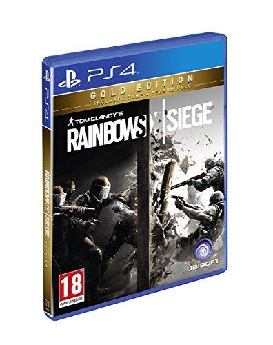 Tom Clancy's Rainbow Six Siege - Gold Edition - [Playstation 4] - [AT Pegi]