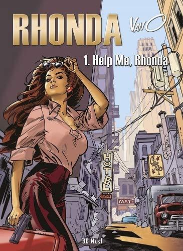 Rhonda, Tome 1 : Help Me, Rhonda