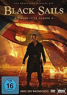 Toby Stephens Black Sails - Die komplette Season 3 4 DVDs