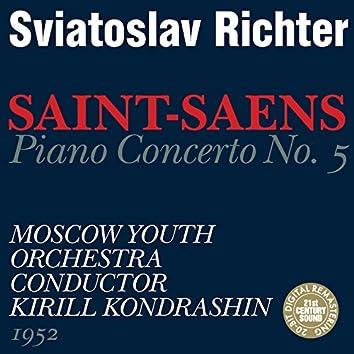 Saint-Saëns: Piano Concerto No. 5