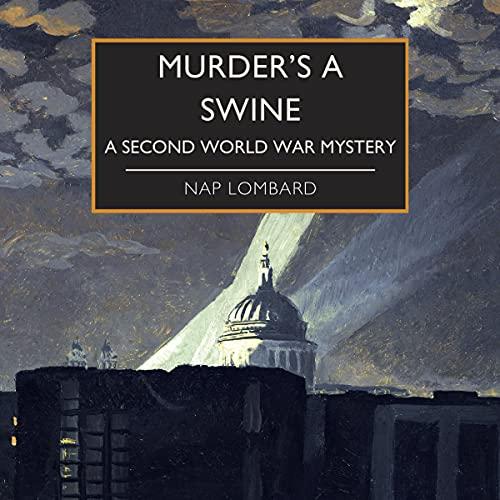 Murder's a Swine cover art
