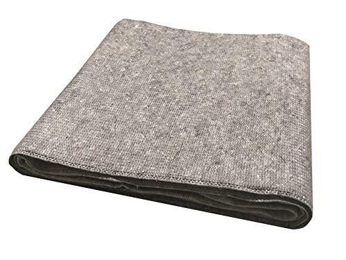 10 Packdecken XXL | Umzugsdecken 300 gr/m² | Möbeldecke 130x200cm | Premium Schutzdecke für Umzüge | diverse Mengen wählbar