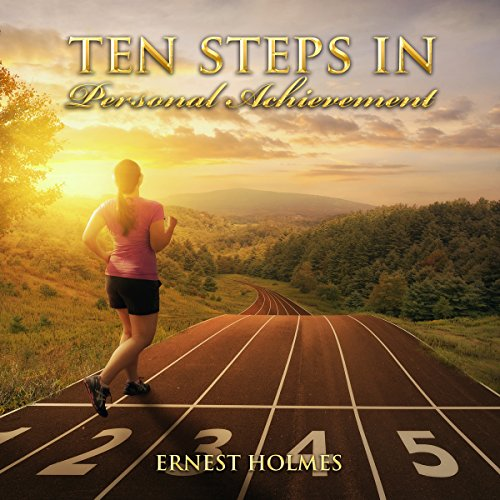 Ten Steps in Personal Achievement audiobook cover art
