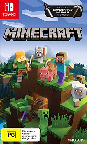 Minecraft - Nintendo Switch - Lingua italiana
