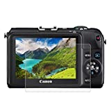 Funda protectora de cámara suave Película 2.5D 9H Premium de vidrio templado for Canon SX700, compatible con Canon SX600 / SX610 / SX620 / SX720 / SX710 / IXUS230 / G15 / G16, Sony WX350 / WX300, Pana