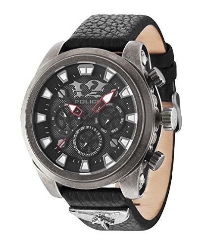 Montres bracelet - Homme - Police - P14473JSQS-02