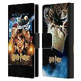 Head Case Designs Officiel Harry Potter Poster 1 Sorcerer's Stone II Coque en Cuir à Portefeuille...