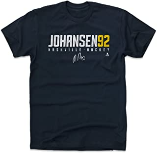 500 LEVEL Ryan Johansen Shirt - Nashville Hockey Men's Apparel - Ryan Johansen Johansen92