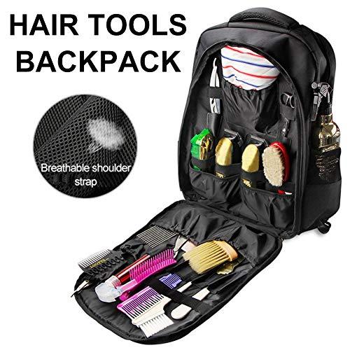 NADAENMF Barber Rugzak Kappers Tool Multifunctionele Daypacks met Veiligheid Rits Barber Grote Capaciteit Opslag Rugzak Barber Styling Tools Outdoor Reizen Schoudertas