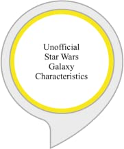 Unofficial Star Wars Galaxy Characteristics