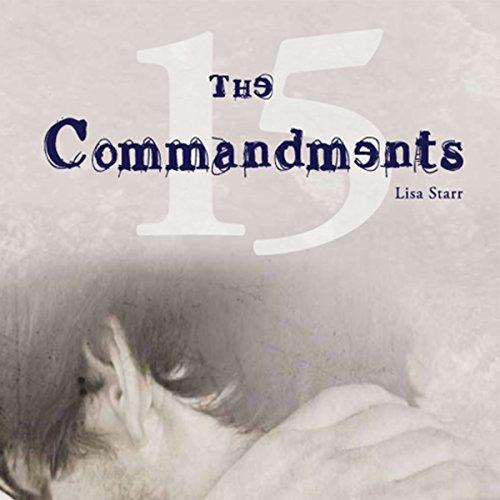 The Fifteen Commandments audiobook cover art