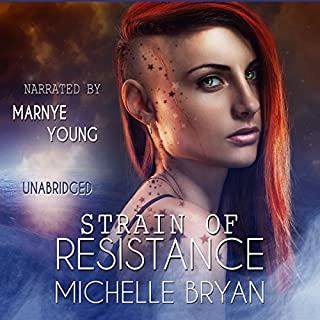 Strain of Resistance audiobook cover art