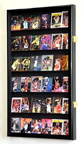 lockable card display case - 3