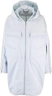STELLA MCCARTNEY Luxury Fashion Womens 599855SOA094900 Light Blue Outerwear Jacket |