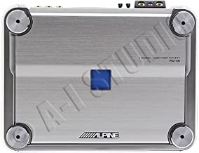 Alpine PDX-5M 5-Channel Power Density Digital Marine Class D Amplifier