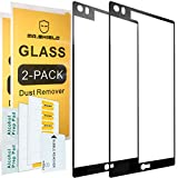 [2-Pack]-Mr.Shield for LG V20 [Tempered Glass] [FullCover] [Black] Screen Protector with Lifetime Replacement