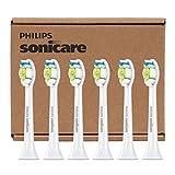 Philips Sonicare DiamondClean Standard Brush Heads 6-Pack (White) HX6066/30