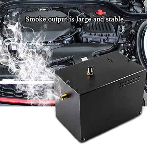 Rhinotuning Für Autos Nebelmaschine Kfz-Rauchmaschine Tester Kfz-Kraftstoff Lecksucher Diagnosewerkzeuge