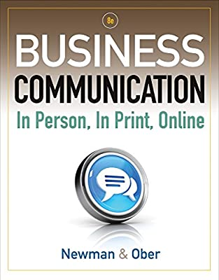 Aplia with Cengage Learning Write Experience 2.0 Powered by MyAccess for Newman/Ober's Business Communication: In Person, In Print, Online, 8th Edition