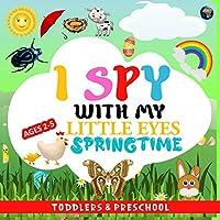 I Spy with My Little Eyes Springtime