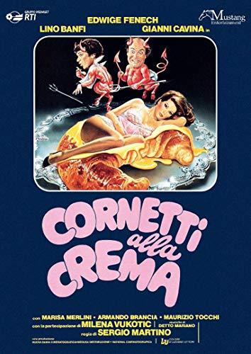 Cornetti Alla Crema