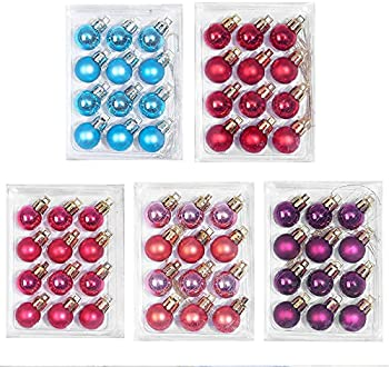 12-Pack Christmas Ornament Shatterproof Balls