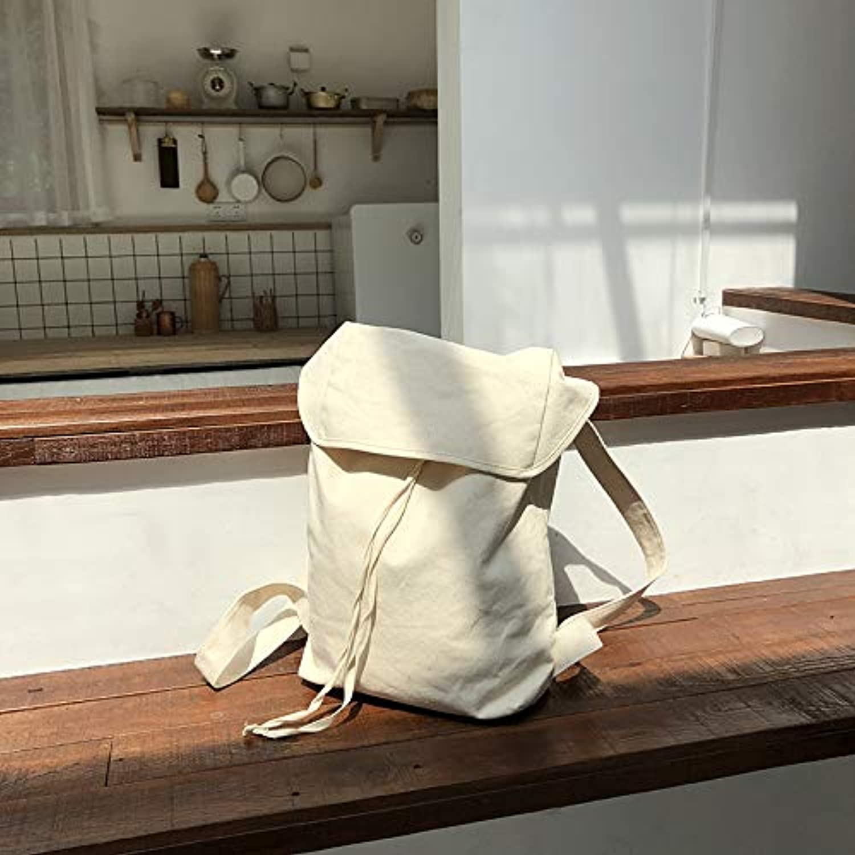 WANGZHAO Women's Bag Casual Leisure Large Capacity Canvas Shoulder Bag Fashion Shoulder Bag