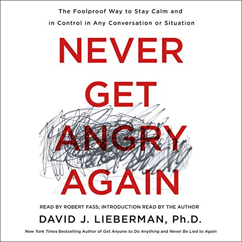 Never Get Angry Again cover art