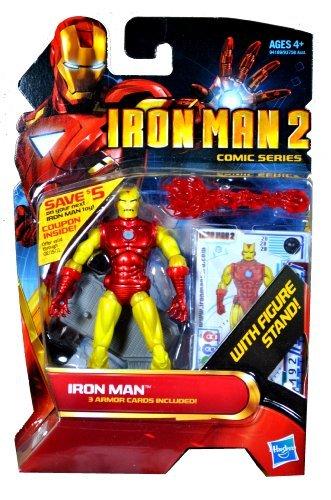 Iron Man 2 Comic Series 3.75 inch Action Figure - Iron Man #28