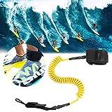 EMAGEREN Invento Paddle Surf Leash para Tabla de Surf de 7 mm 10...