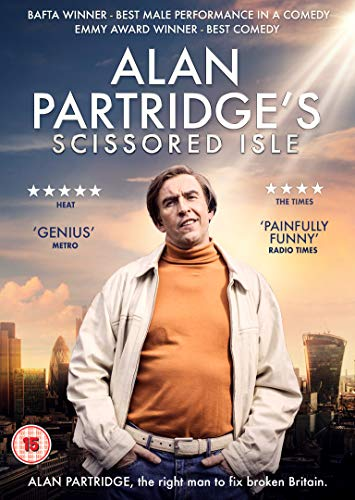 Alan Partridge's Scissored Isle ...