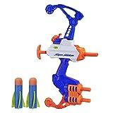 Nerf Super Soaker Arco y Flechas de Juguete (Juego) - Armas de Juguete (Arco y Flechas de Juguete (Juego), 6 año(s), Niño, Azul, Naranja, Color Blanco, 9 m, Caja)