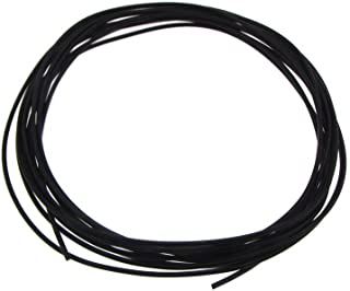 26AWG Copper Tinned Standard Hook Up Wire UL Style 1007/1569 - Black - 15FT